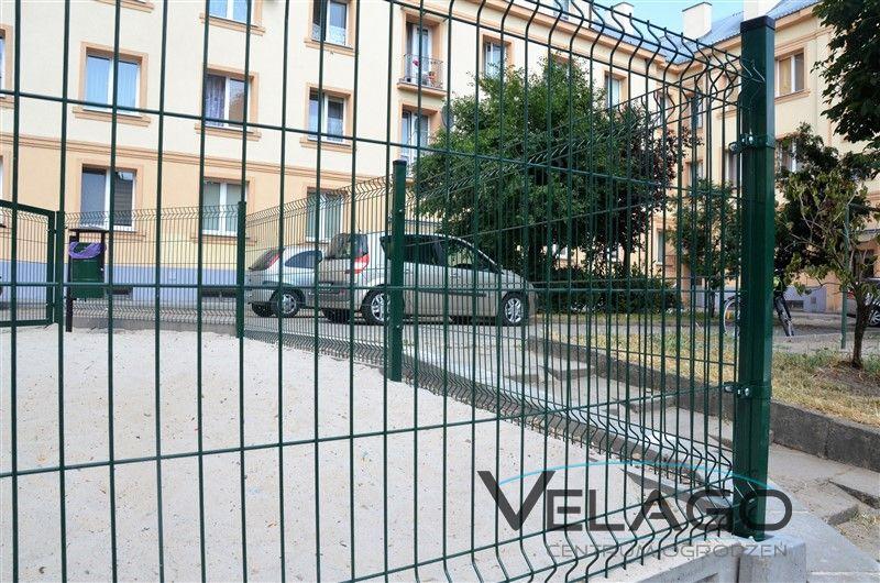 Panele ogrodzeniowe 3D RAL 6005 zdjęcie nr 3