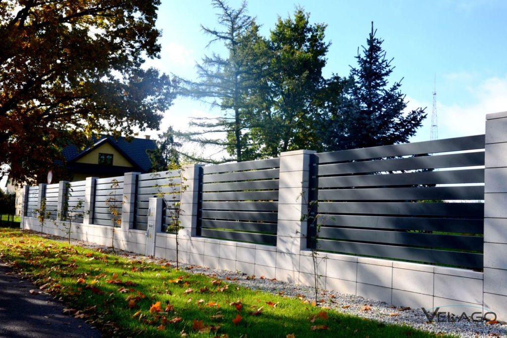 System ogrodzeniowy GRANDE zdjęcie nr 1
