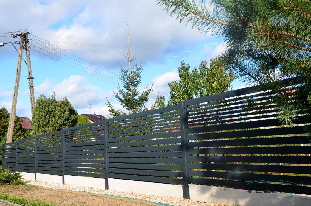 System ogrodzeniowy MISTO zdjęcie nr 1